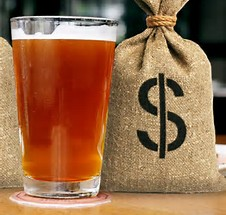 rising price of craft beer