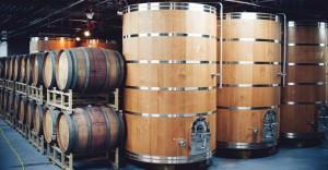 Trillium Brewing barrel program