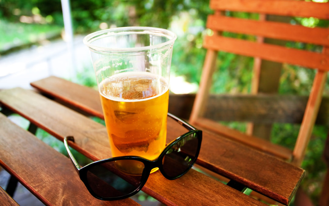 Grab Your Sunglasses, Here's A Complete List and Map of Metro Boston's Pop-Up Beer Gardens