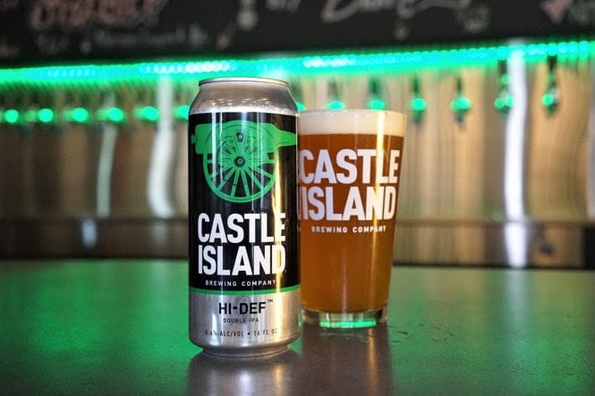 Castle Island Grows Portfolio with Hi-Def Double IPA