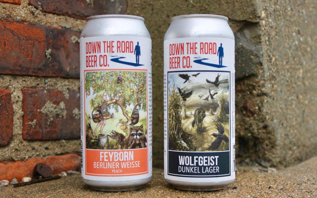Wolfgeist & Peach Feyborn Join Down The Road Beer Co. Seasonal Lineup