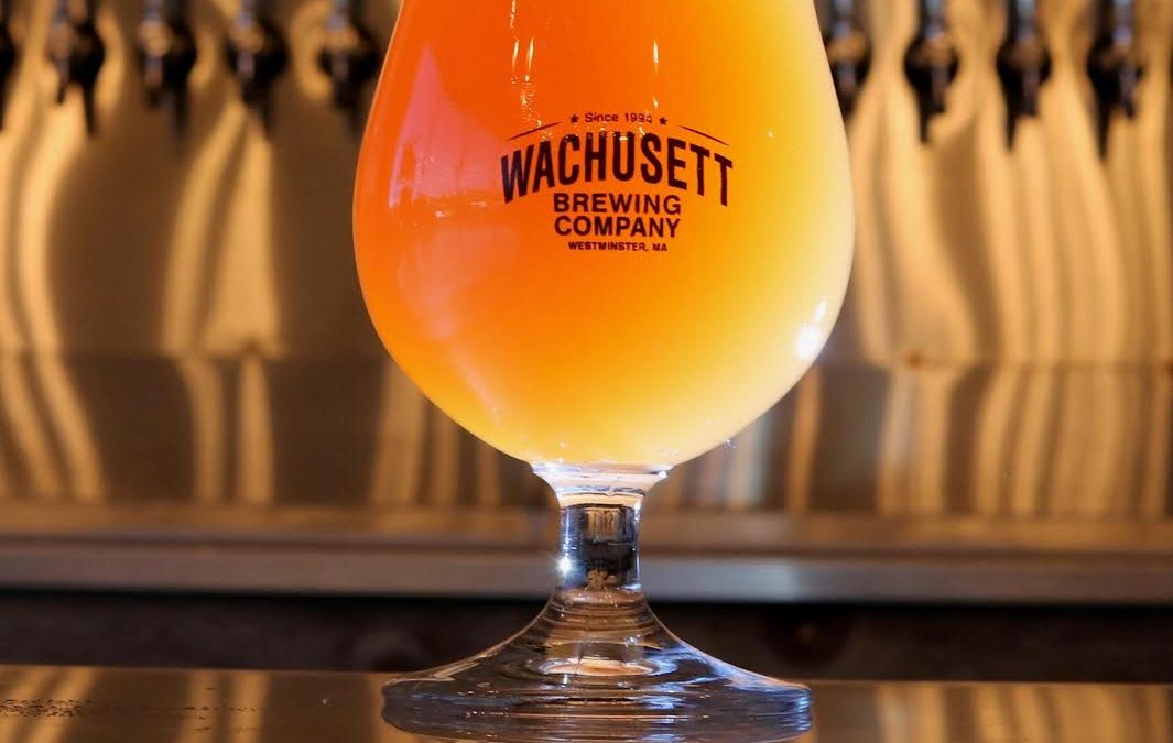 """WACHUSETT BREWING COMPANY BUILDS ON WALLY SUCCESS WITH NEW """"WALLY JUICE"""""""