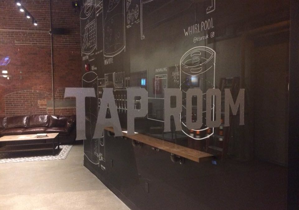 All You Need to Know About Sam Adams' New Taproom in 5 Sentences