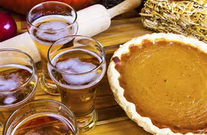 Massachusetts Beers That Pair Well With Thanksgiving