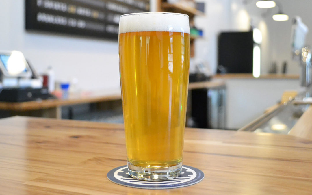 RiverWalk Brewing Releases Golden Axe