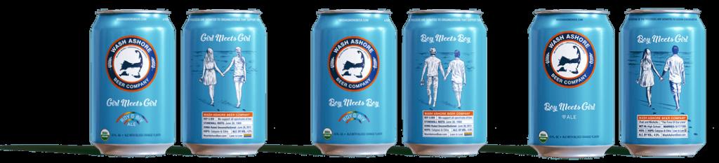 Wash Ashore Beer Company Love Ale