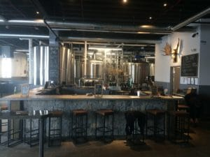 Greater Good Imperial Brewing Worcester taproom