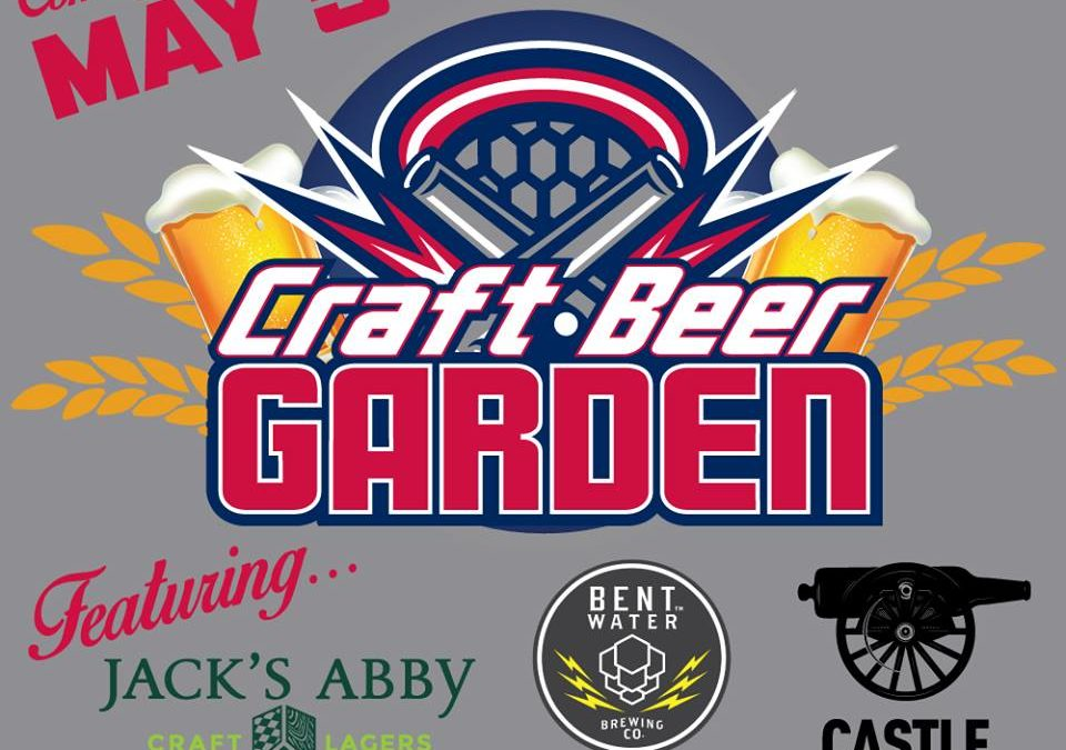 Boston Cannons to Open Beer Garden for Home Games