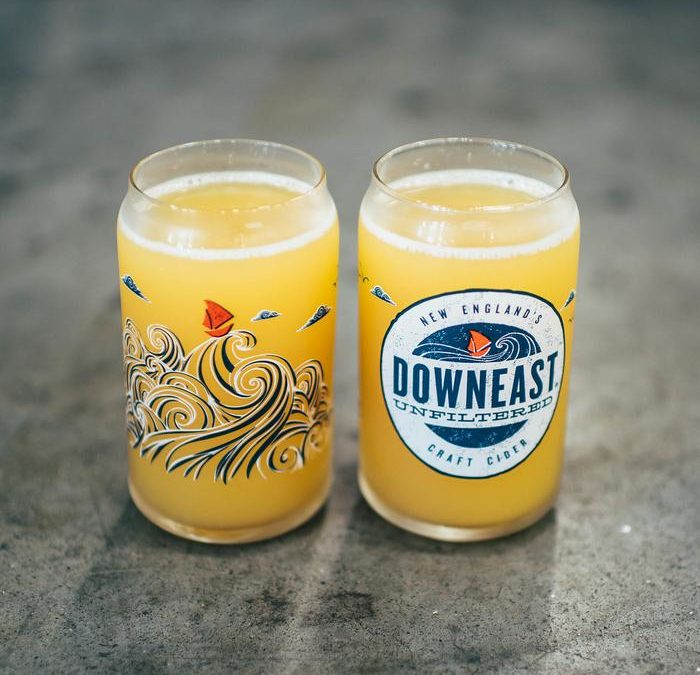 Downeast Cider Will Run Summer Pop-Up Drinkery in Dewey Square
