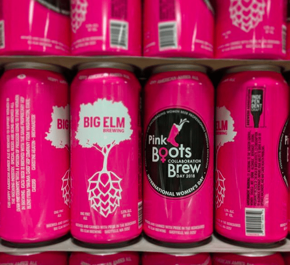 Pink Boots Beer is Now Flowing, Here's Where You Can Drink It