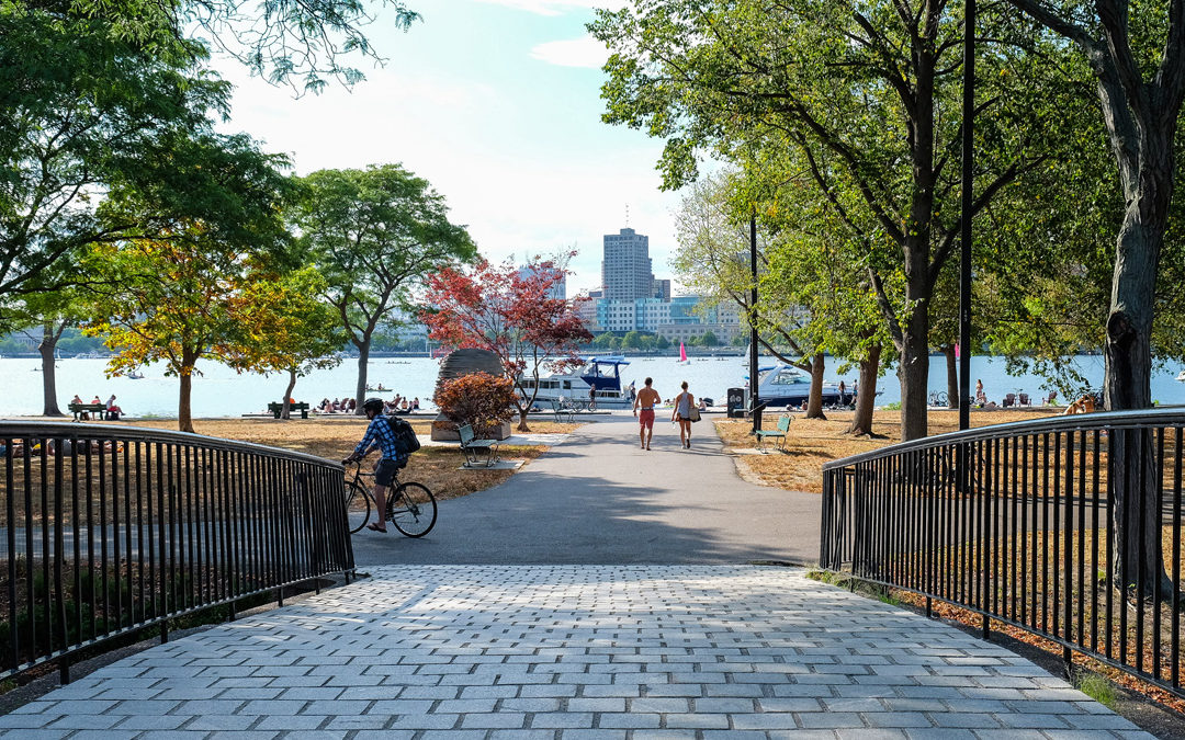 Two Seasonal Beer Gardens Planned Along Boston's Charles River