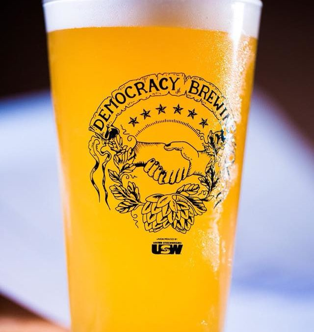 Boston's First Cooperative Brewery, Democracy Brewing, Opens Soon in Downtown Crossing