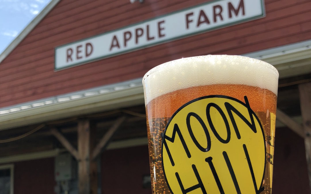 Red Apple Farm Collaborates With Moon Hill Brewing To Open Summer Brew Barn