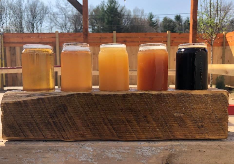11 Western Mass. Breweries For Enjoying Outdoor Beers