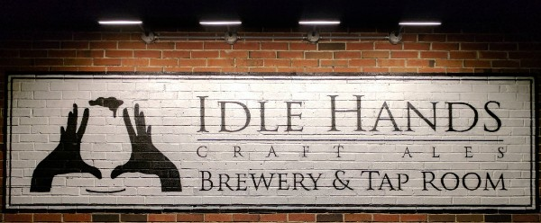 Idle Hands Triple Can Release Includes Blanche de Grâce