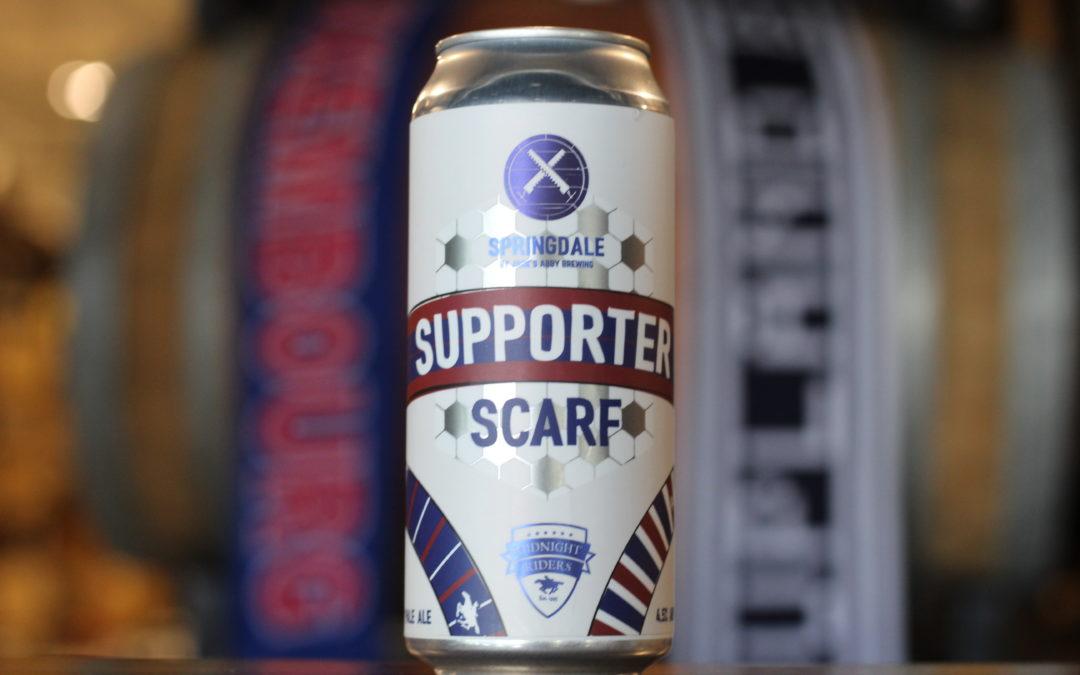 Springdale Supporter Scarf Story