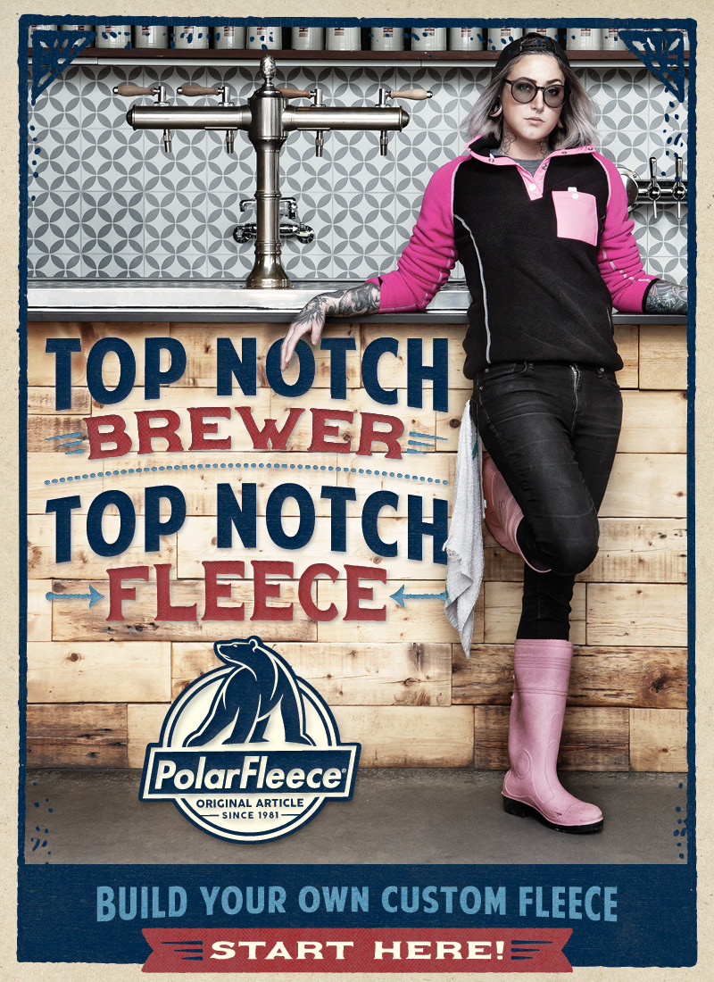 Polarfleece - Original Article sidebar ad