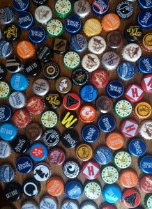 Ma bottle caps