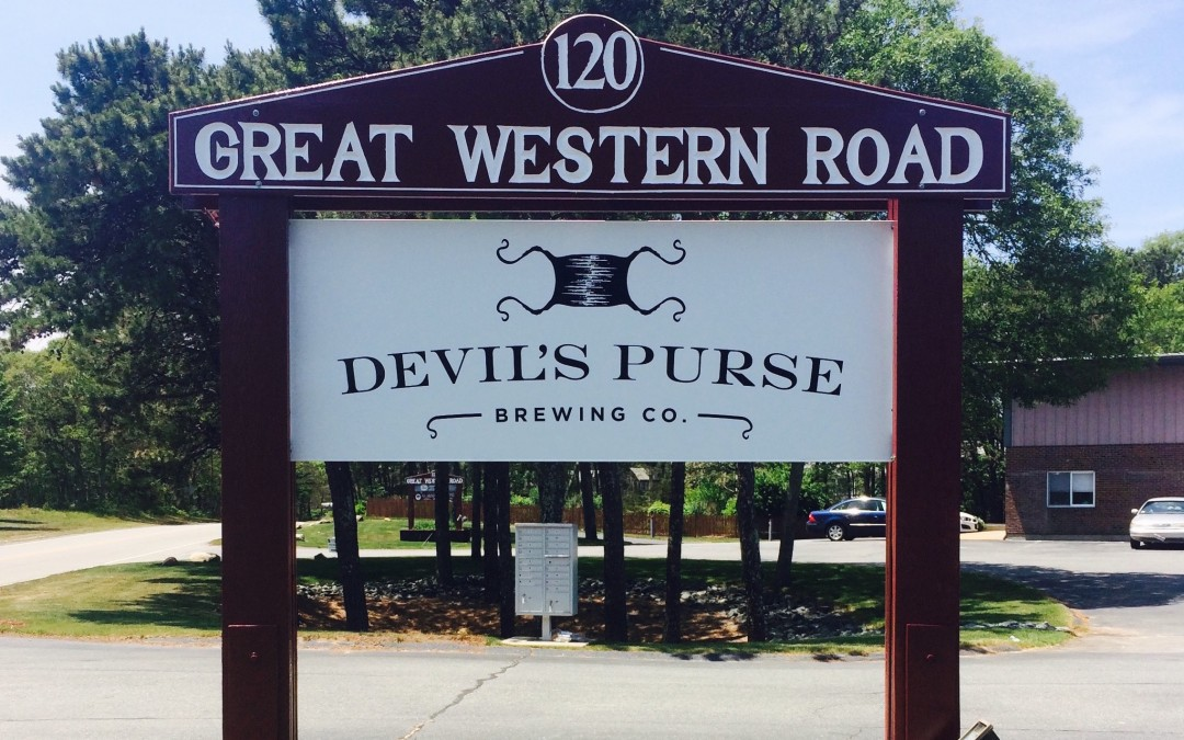 Brewery Spotlight: Devil's Purse Brewing Co.