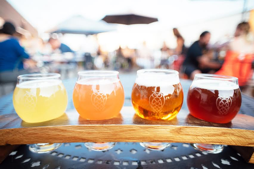 16 Metro Boston Breweries For Drinking Patio Beers