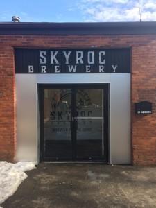 Skyroc Brewery in Attleboro