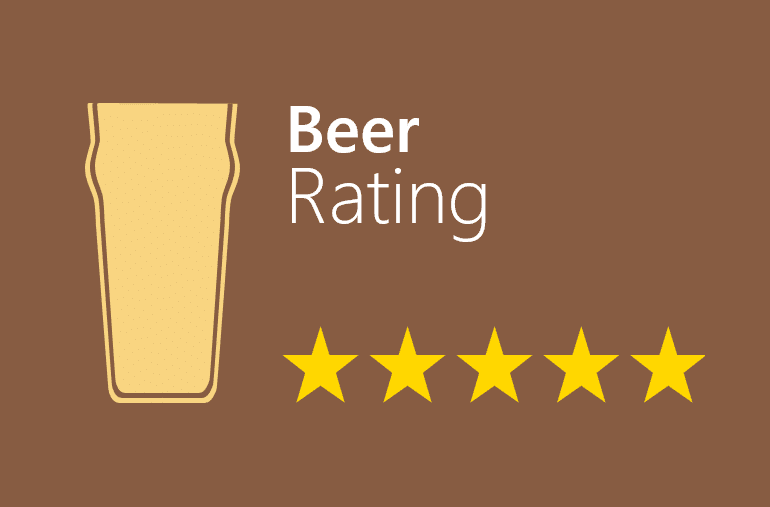 The Problem With Beer Ratings