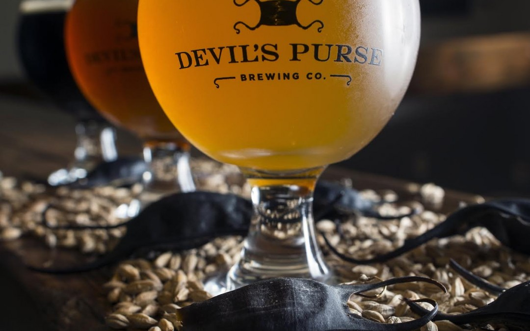 Devil's Purse Brewing Company Partners with Isle Brewers Guild