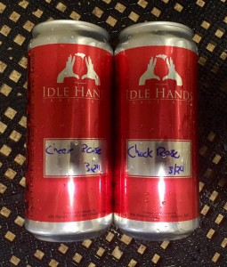 Idle Hands Craft Ales Check Raise