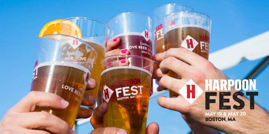HarpoonFest 2017 Heralds the Summer with Great Local Beer and Music
