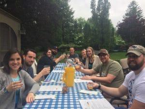 Mass. Brew Bros blind beer tasting