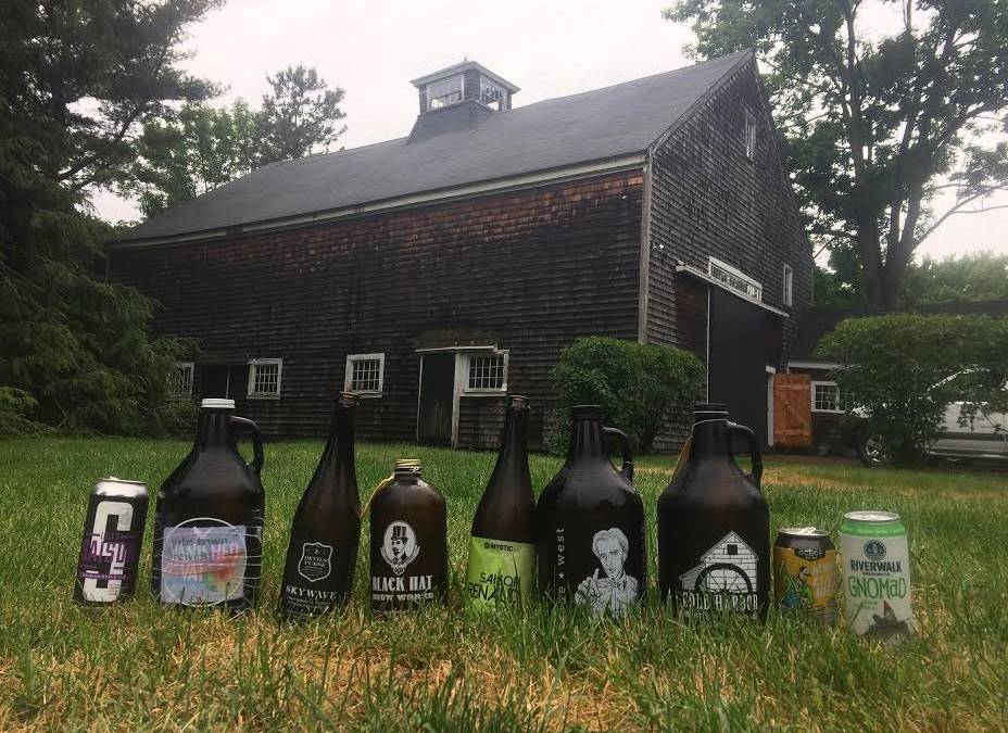 We Blind Taste Tested 9 Massachusetts Farmhouse Ales