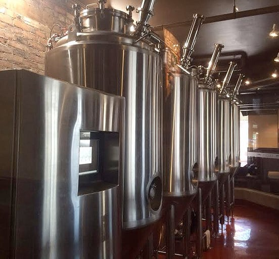Boston's Newest Brewery is Using A SmartBrew System