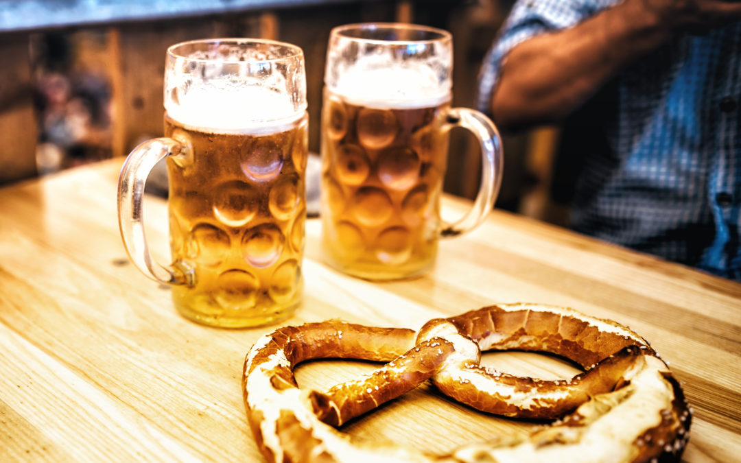 We Collaborated on A Special Beer for Upcoming National Pretzel Day