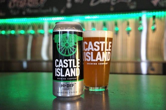 Castle Island Grows Portfolio with Hi-Def Double IPA