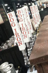 Bog Iron Brewing in Norton Massachusetts