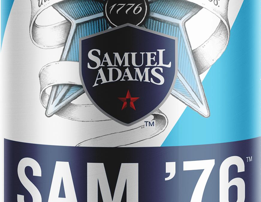 Samuel Adams Releases Sam '76