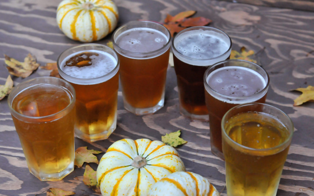 We Blind Taste Tested 11 Local Pumpkin Beers, Here's What We Learned