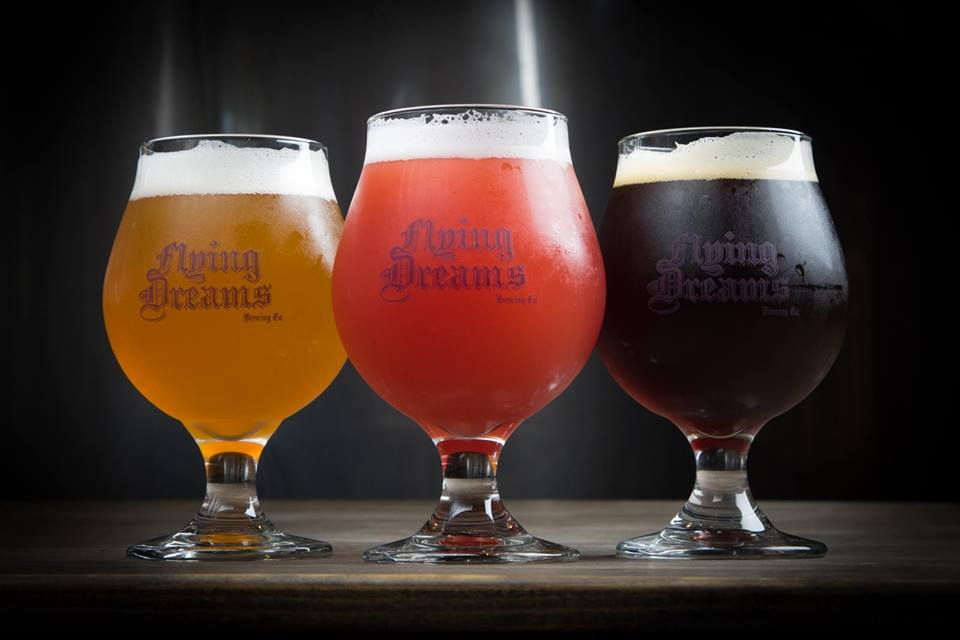 Worcester's Flying Dreams Brewery Celebrating 2nd Anniversary