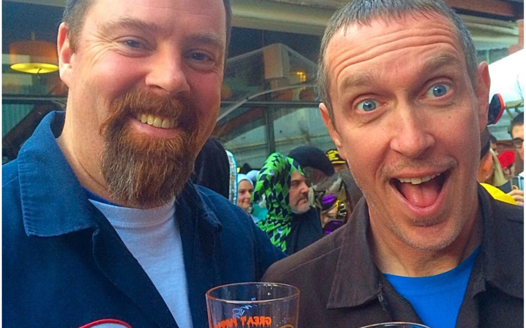 Meet the Two Guys Who Visited Every Single Brewery in Massachusetts