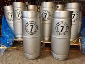 Seven Saws Brewing Co. Holden Massachusetts