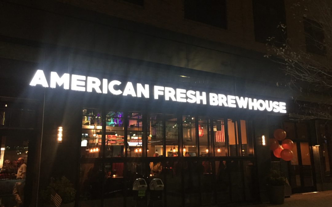 Slumbrew's New Assembly Row Gastropub Opens Today