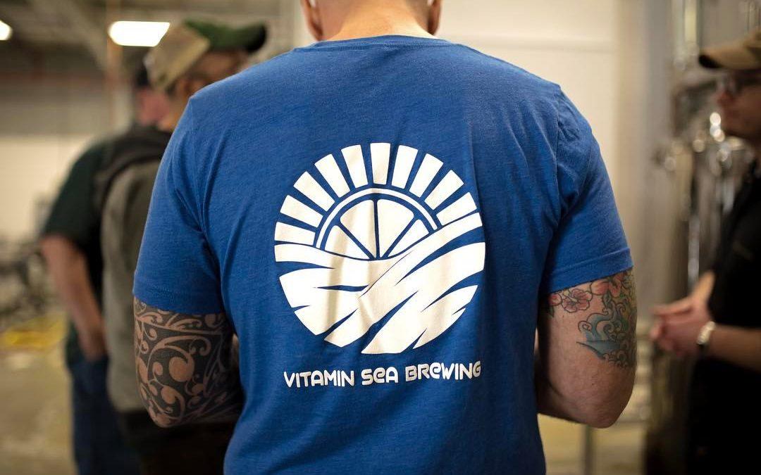 Vitamin Sea Brewing Has Commercial Aspirations