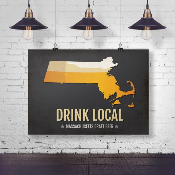 We Collaborated With the Mass Brewers Guild On An Infographic That Categorizes All 154 Massachusetts Breweries