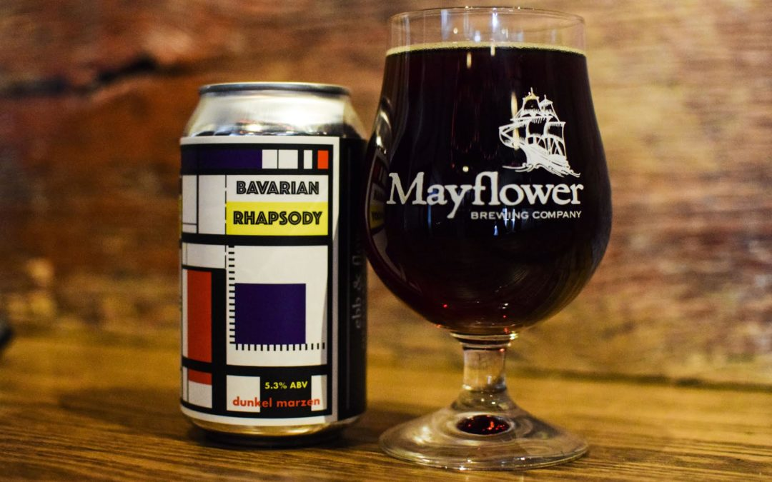 Mayflower Brewing Co. Releases Bavarian Rhapsody