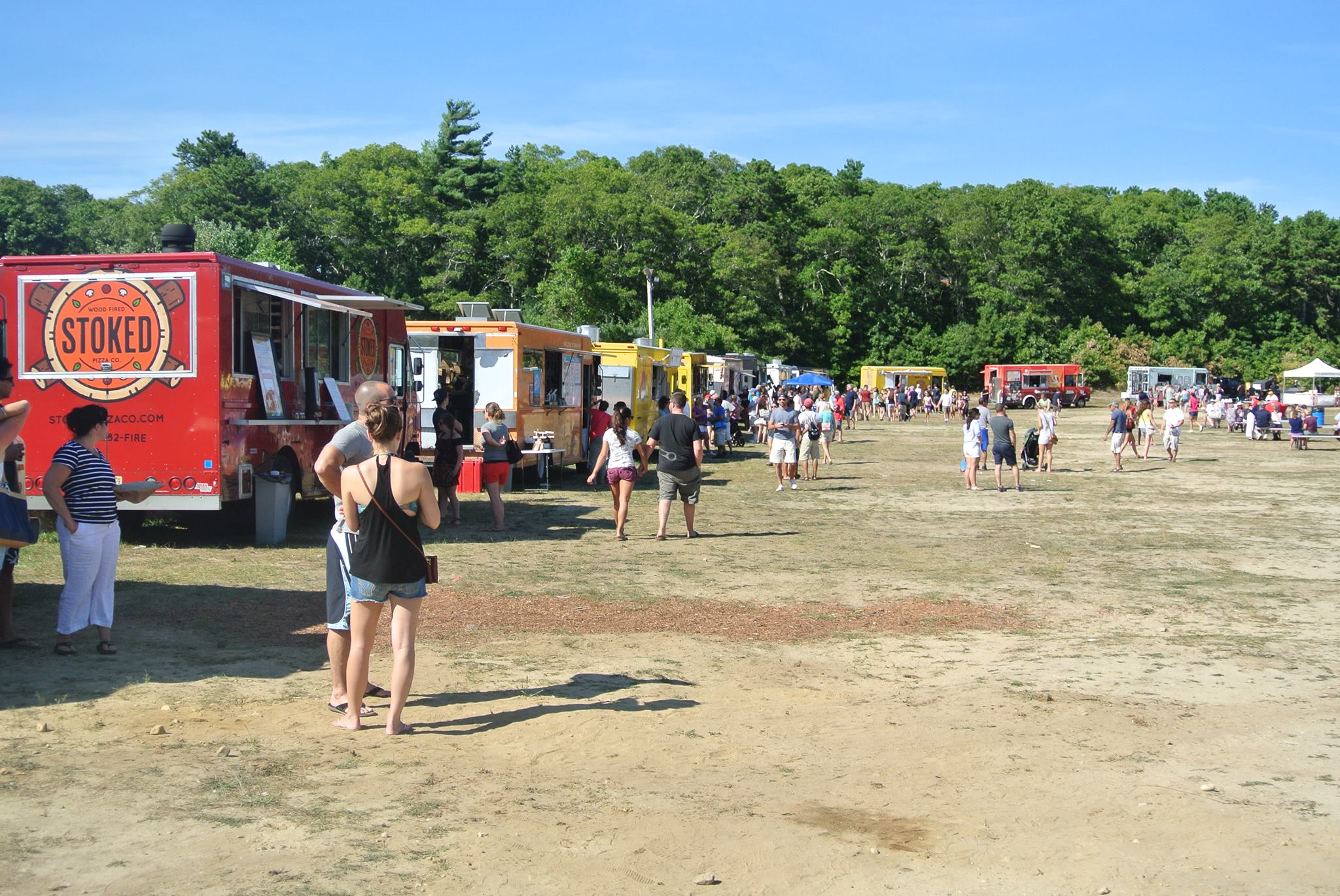 The 6th Annual Cape Cod Food Truck & Craft Beer Festival