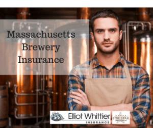 Elliot Whittier Brewery Insurance