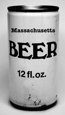 Photo Blog: Massachusetts Beer Cans