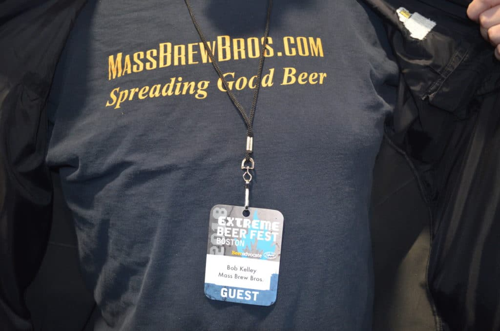 Mass. Brew Bros. Extreme Beer Fest Boston 2018