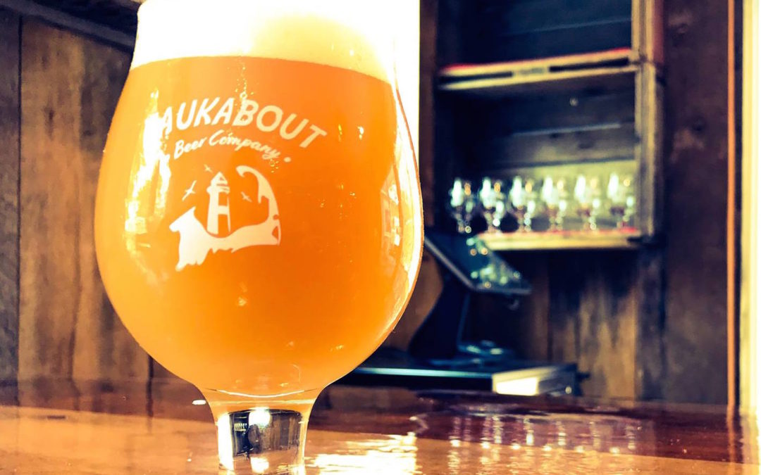 Contract Brand Naukabout Will Debut Its Mashpee Brewery & Taproom