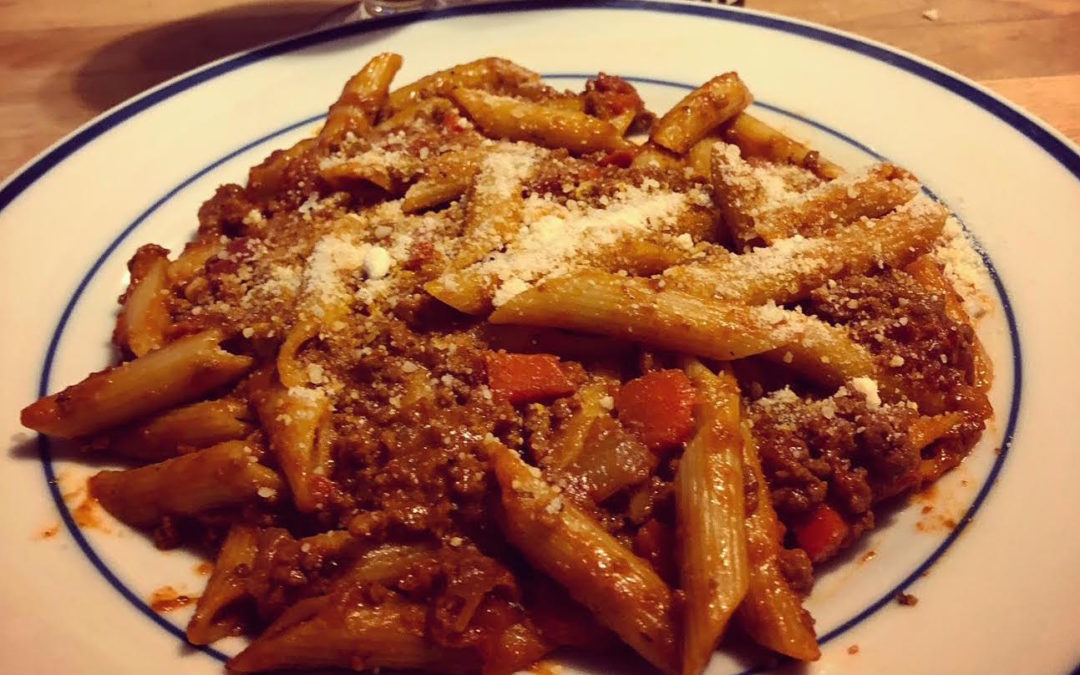 Twist On A Traditional Italian Recipe: Stout-Infused Bolognese Sauce
